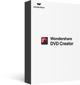Caixa Wondershare DVD Creator