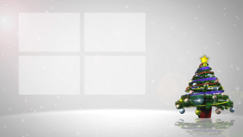 Holiday Template
