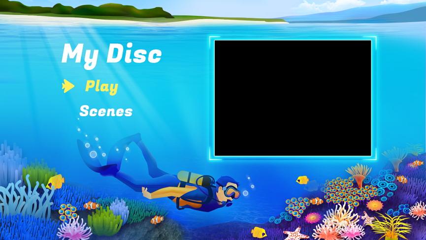 OFFIZIELL] DVD-Menü | Wondershare DVD Creator