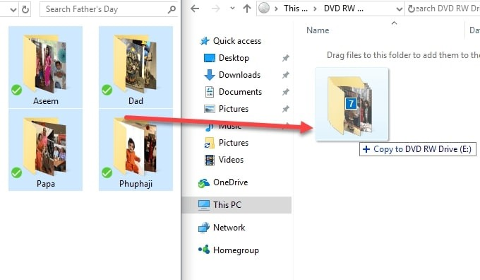 Edit H.264 videos before burning
