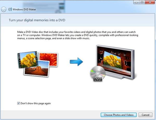 Best CD Burner for PC - Windows DVD Maker