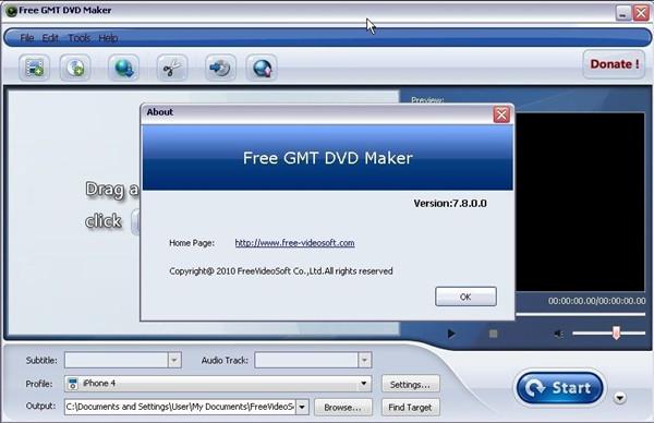 Best CD Burner for PC - GMT DVD Maker