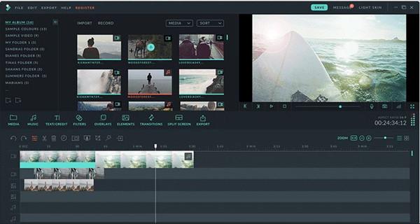 Best CD Burner Programs in 2018 - Filmora Video Editor