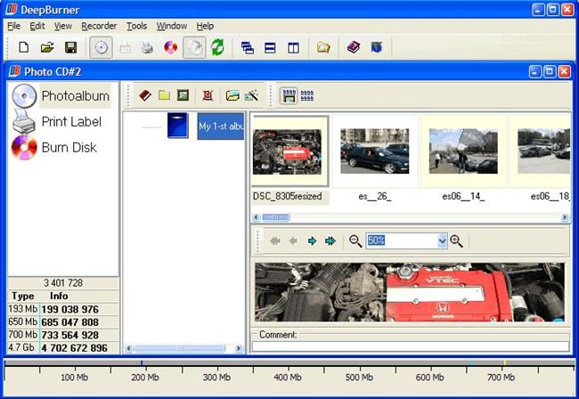 Best CD Burning Software for PC - DeepBurner