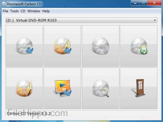 Best CD Burning Software for PC - Carbon CD