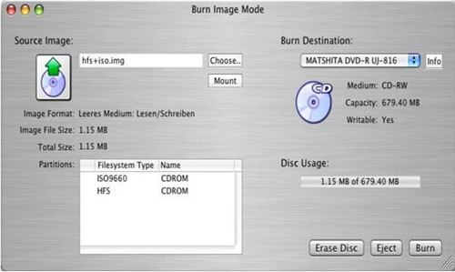 Best Open-Source CD Burner - SimplyBurns