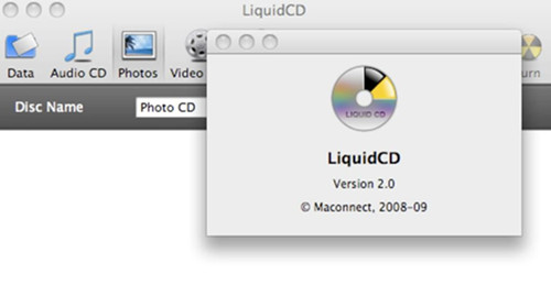 Best Open-Source CD Burner - LiquidCD