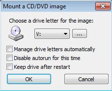 Best Virtual CD Burner Programs - WinCDEmu