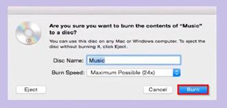 How to Burn AIFF to CD - Burn AIFF to CD