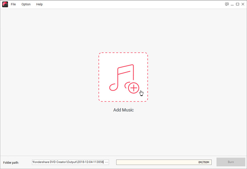 Burn Files to CD on Windows 8 - Add Music to Program