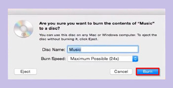 How to Burn a CD with All Ways - Finish Burning CD on Mac