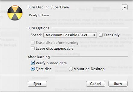 How to Burn ISO to CD - Speed of Burning CD