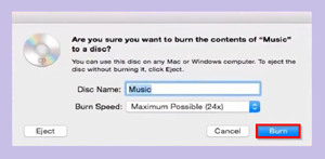 How to Burn Pictures to CD - Start to Burn Pictures to Disc