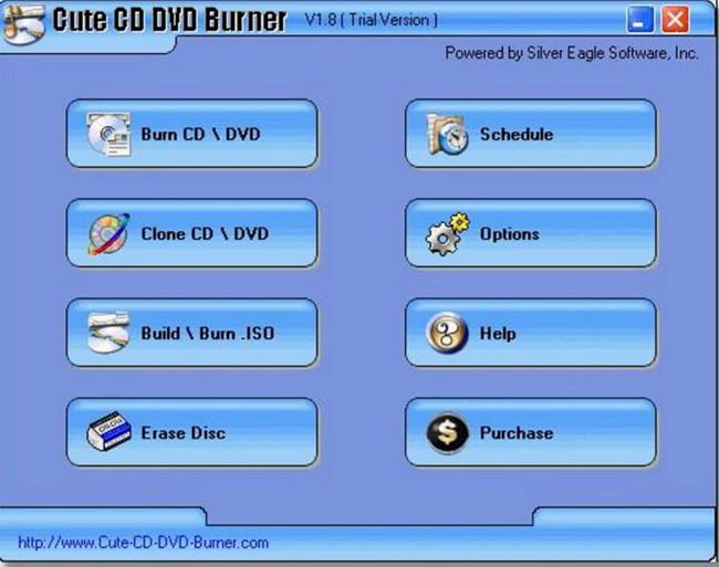 Top CD Burners for Windows 10 - Cute CD DVD Burner