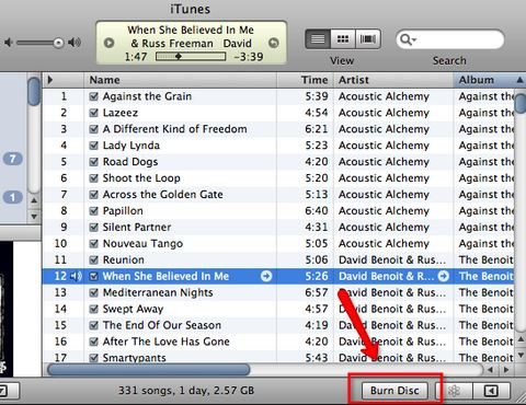Best CD Burner Software in 2018 - iTunes