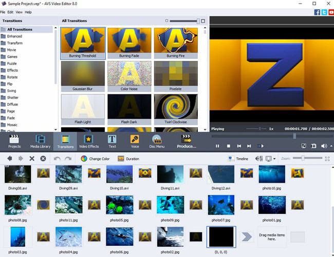 Most Helpful CD Burners for Windows 7 - AVS Video Editor