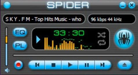Top 10 CD Players Having Burning Feature - Spider Player