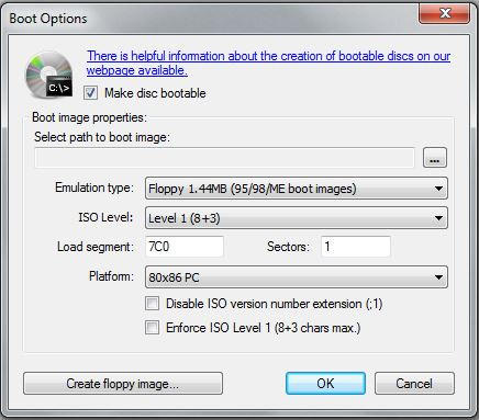 Easy CD Burner for PC - CDBurnXP