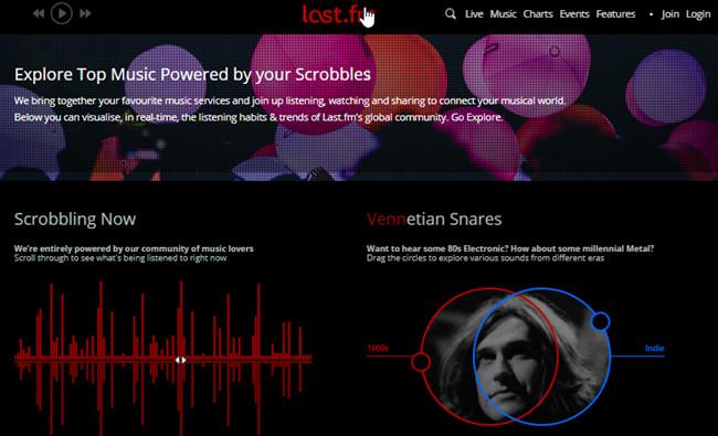 Free Music Sites to Burn CD - Last.fm