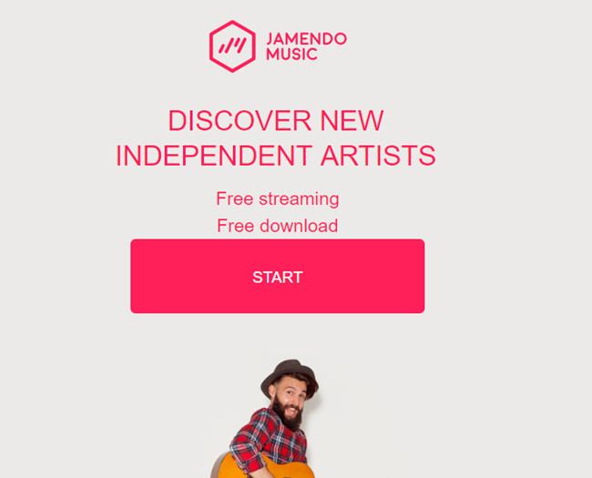 Free Music Sites to Burn CD - Jamendo Music