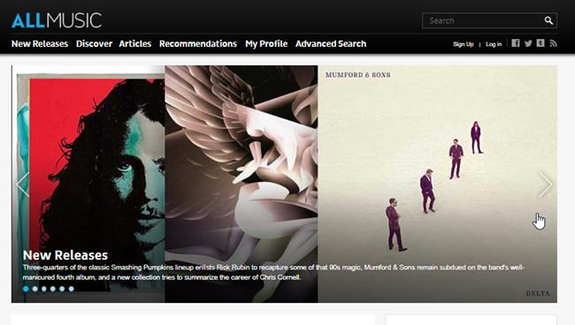 Free Music Sites to Burn CD - AllMusic