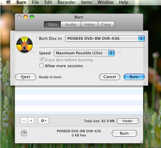 Most Helpful CD Burners for Mac - Burn