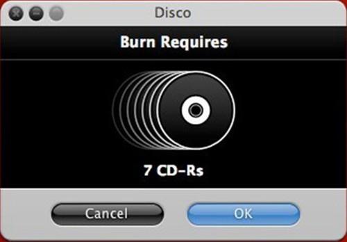 Most Helpful CD Burners for Mac - Disco