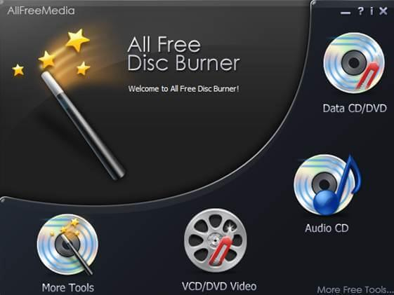TOP 10 Best CD Makers-Swifturn Free Disc Creator 2.8.3