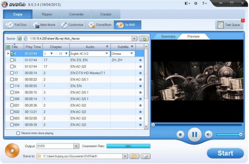 dvdfab bluray burner