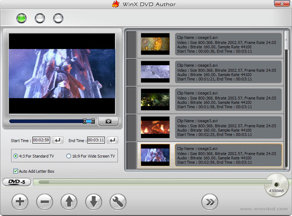 WMV on-line para conversor de DVD Zamzar