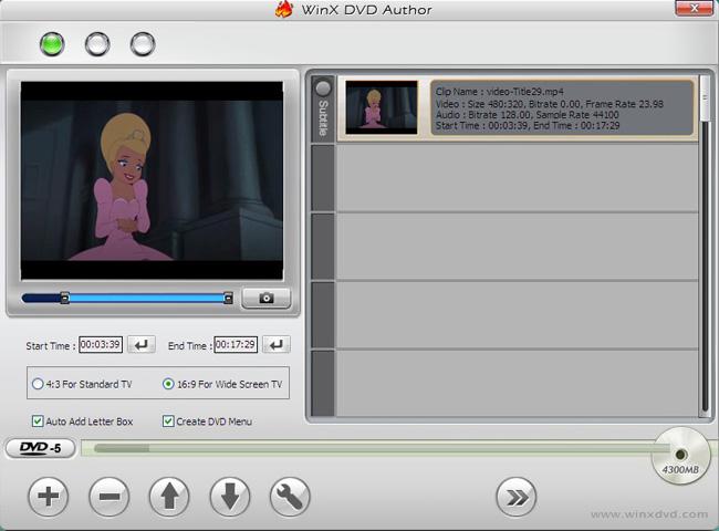 converter MOV para DVD grátis