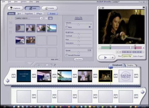 ArcSoftShowBiz DVD