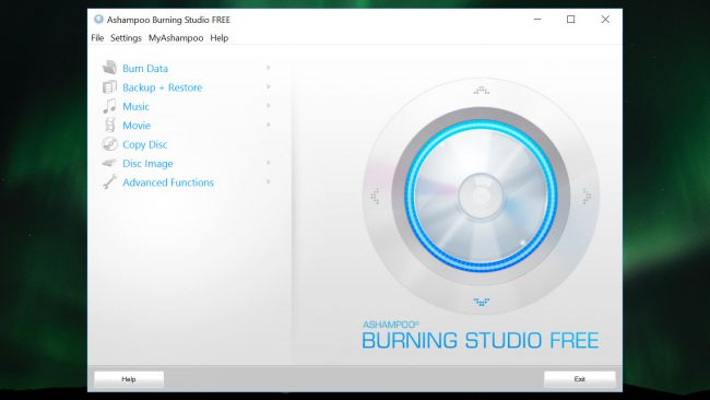 free dvd burning AShampoo Burning Studio Free