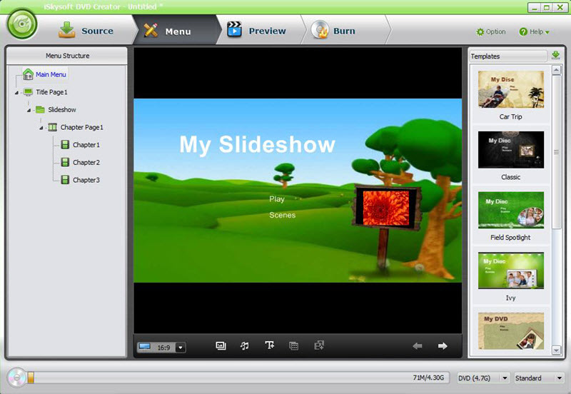 top 10 free dvd menu creators