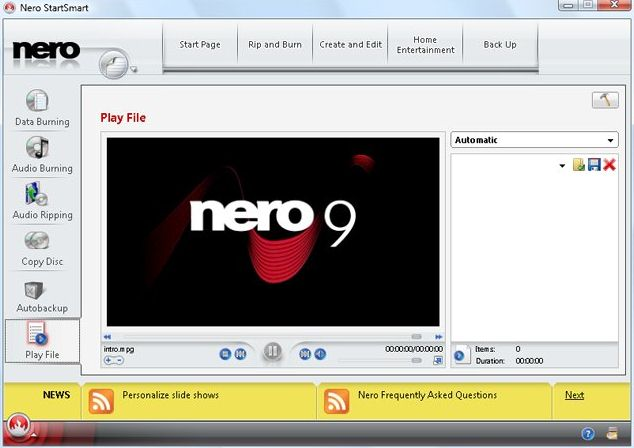 Create DVD with various menu templates