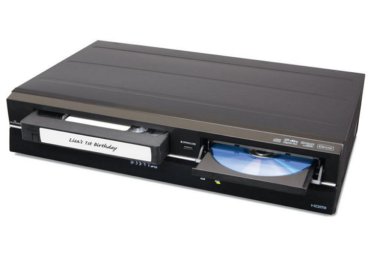 transfer VHS tapes to DVD using DVD Recorder